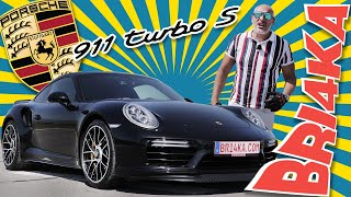 Porsche 911(991)TURBO S | Test and Review | Bri4ka.com