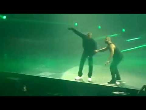 Drake brings out Dr. Dre @ The Forum - Summer Sixteen Tour