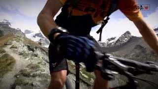 PERSKINDOL SWISS EPIC - Mountain Bike Flow and Challenge in the Swiss Alps - Short Trailer