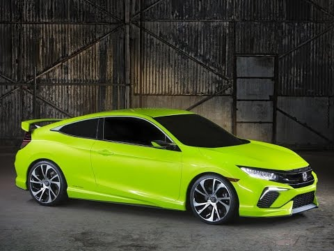 2015 Honda Civic Concept Review