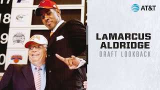 Spurs Draft Lookbacks: LaMarcus Aldridge
