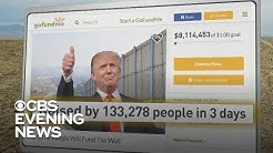 Veteran raising millions on GoFundMe for Trump's border wall