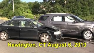 Newington Cedar St Pd Accident
