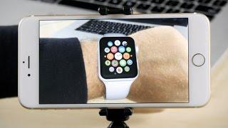 Примерь Apple Watch прямо сейчас(Попробуй Apple Watch на своей руке с VR. Настоящие, вкусные, сочные яблоки вы можете найти у AppleJesus, очевидно же...., 2015-03-25T19:55:06.000Z)