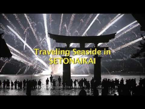 Traveling Seaside in Setonaikai