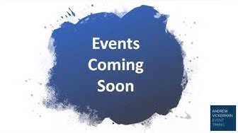 Events coming soon @ my.raceresult.com 2020#1