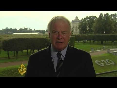 Syria crisis eclipses G20 economic summit