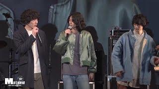 MEN'S NON-NO FES 2016 宮沢氷魚 原修三郎 兒玉太智 栁俊太郎 / 柳俊太...