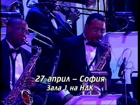 Duke Ellington Orchestra in Sofia & Plovdiv