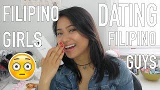 FILIPINO GIRLS CAN'T DATE FILIPINO GUYS?