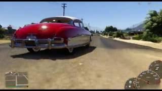 1952 Hudson Hornet GTA V