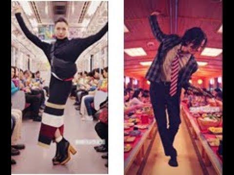 二階堂ふみ&金子ノブアキ、インスタで話題沸騰!「#15秒ランウェイ」1週間分まとめ動画