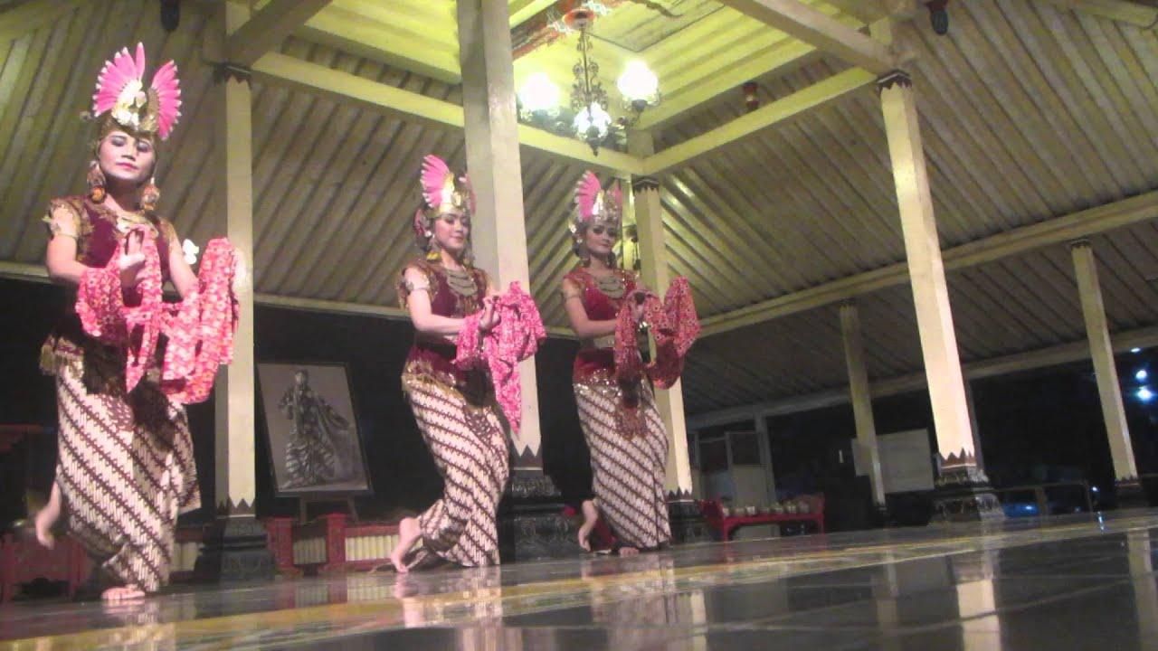 Tari Golek Sulung Dayung - YouTube