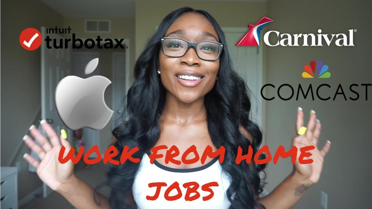 Real Work From Home Jobs No Sales No Surveys Hourly Paying Jobs