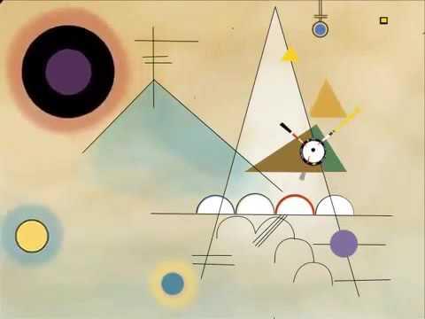 바우하우스 - Kandinsky Composition VIII - YouTube