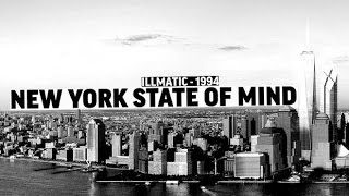 Nas - New York State of Mind Typography Video | Illmatic