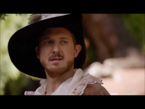 Legends of Tomorrow 2x01 Part 3 Team Legends in 1637 France   The Queen and Sara