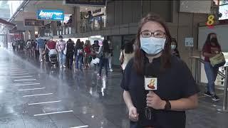 【冠状病毒19】担心染病 女佣聚集热点人潮大减