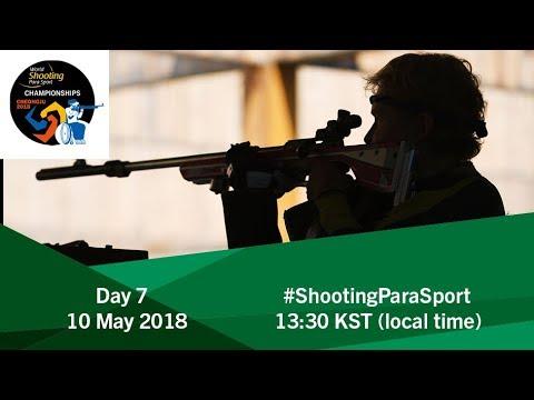 Women's 50m Rifle 3 Positions SH1 | FINAL | Cheongju 2018