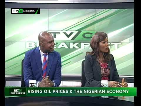 TVC Breakfast 19th September 2017 |  Rising Oil Prices and The Nigerian Economy