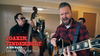 'Love Is A Four Letter Word' Joakim Tinderholt (bopflix sessions) BOPFLIX
