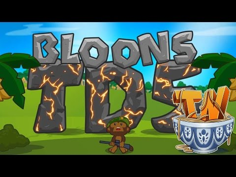 Bloons TD 5 : SUPER MONKEYYYY!!!