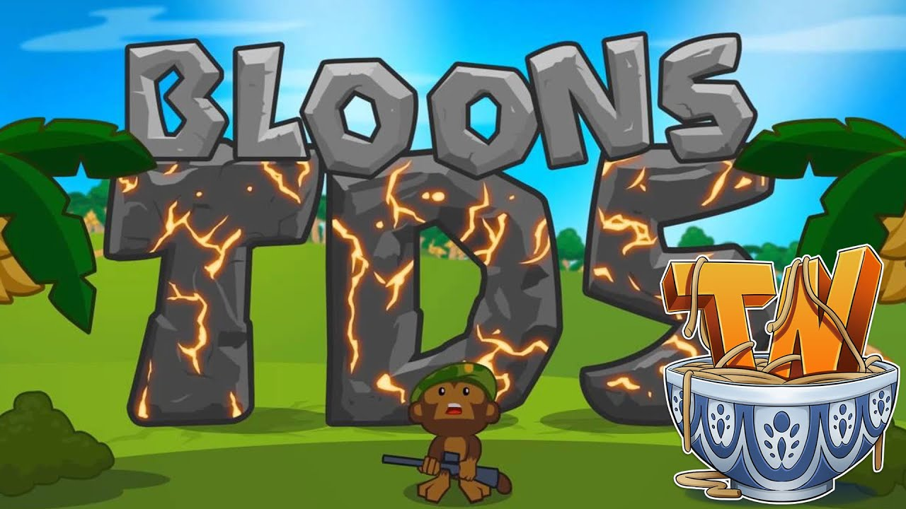 Bloons TD 5 : SUPER MONKEYYYY!!! image