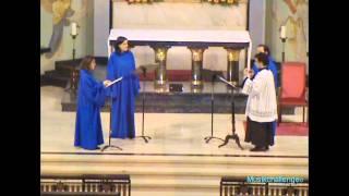 Quarteto Vocal Gaudium Vocis - Oficium Defunctorum (Secundo Nocturno-Responsorium)