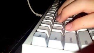 happy hacking keyboard professional 2 type-s typing sound [hhkb pro2 type-s]