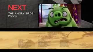 FXX Split Screen Credits (September 1, 2018)