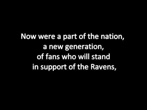 Raven Nation song with lyrics