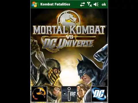 Kombat Fatalities - Mortal Kombat Vs DC Universe Fatalities Guide For Windows Mobile