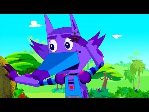 Eena Meena Deeka | Robot Bhukad | Funny Cartoon Compilation | Videos For Kids