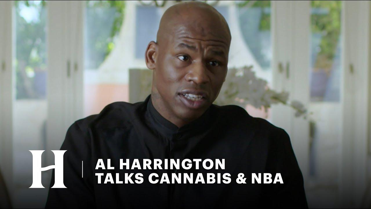Ex-NBA Star Al Harrington Talks About Cannabis | Game Changers | Herb