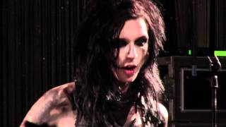 Black Veil Brides - The Legacy  LIVE  [ Milan @Tunnel 20.10.11 ]