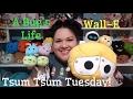 Wall-E & A Bug's Life Tsum Tsums!!!