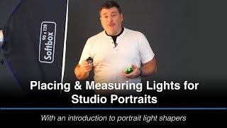 Lighting 3 - Placing & Measuring Lights with Joe Brady