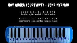 Download Not Pianika Fourtwnty - Zona Nyaman