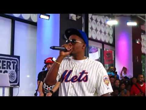Nas- The Don @ MLB Fan Cave, NYC