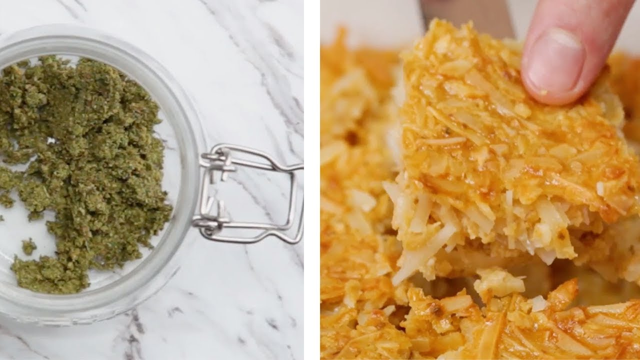 These Awesome Weed Recipes Are a High Priority