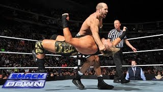 Jack Swagger vs. Cesaro: SmackDown, April 25, 2014