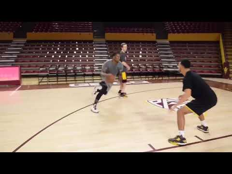Eric Bledsoe Getting in Work at ASU While Waiting to be Traded By Suns