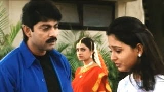 Nalo Unna Prema Movie Climax Scene - Legend Jagapathi Babu