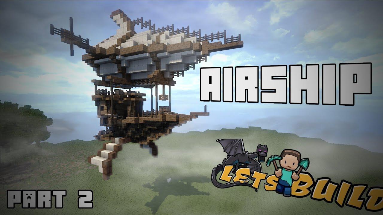Luxus Steampunk Haus Minecraft Ideen