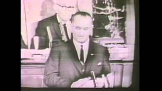 Johnson Accomplishments (LBJ 1964 Presidential campaign commercial) VTR 4568-23