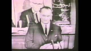 Johnson Accomplishments (LBJ 1964 Presidential campaign commercial) VTR 4568-23