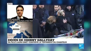 Héritage de Johnny Halllyday :