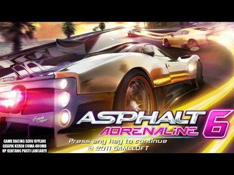 Cara Download Dan Install Game Asphalt 6: Adrenaline Di Android - 동영상