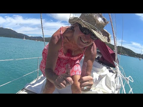 We bought a REX over a SAILRITE.  Did we choose well?  (Sailing SV Sarean) EP. 27