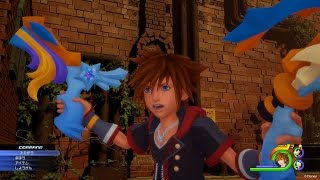 Kingdom Hearts III va para largo...